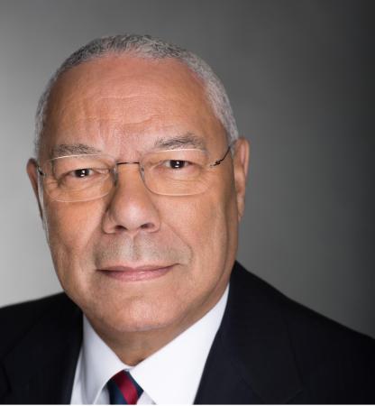 Colin Powell Headshot