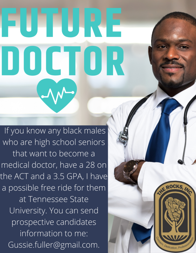 Future Doctor Flyer
