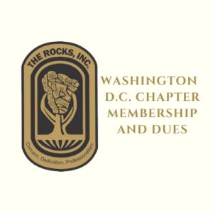 Membership Dues Flyer