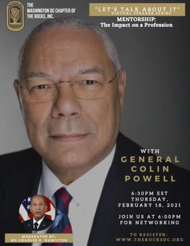 Colin Powell Flyer