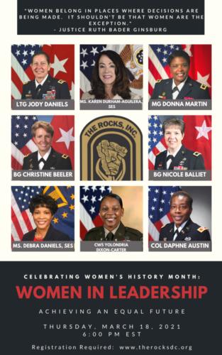 Women in Leadership Updated Flyer
